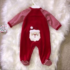 Other - Baby Christmas pajama outfit size 3M